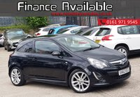 USED 2012 62 VAUXHALL CORSA 1.4 SRI 3d 98 BHP LOW MILES+2 LADY OWNERS