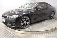USED 2016 65 BMW 4 SERIES 435D XDRIVE M SPORT 2d AUTO 309 BHP