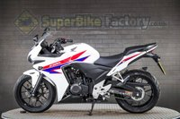 USED 2015 15 HONDA CBR500 RA-D - ALL TYPES OF CREDIT ACCEPTED GOOD & BAD CREDIT ACCEPTED, OVER 600+ BIKES IN STOCK