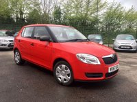 USED 2007 57 SKODA FABIA 1.2 LEVEL 1 HTP 5d LOW MILEAGE  WITH SERVICE HISTORY  NO DEPOSIT  FINANCE ARRANGED, APPLY HERE NOW
