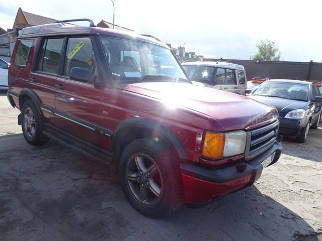 USED 2001 51 LAND ROVER DISCOVERY 2.5 ADVENTURER TD5 7 SEATER LONG MOT