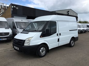 2007 FORD TRANSIT 2.2TDCI T280 SWB HIGH ROOF. PX WELCOME. BARGAIN. £2990.00