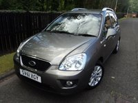 2011 KIA CARENS 1.6 CRDI 2 5d 127 BHP £5988.00