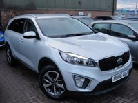 USED 2016 66 KIA SORENTO 2.2 CRDI KX-1 ISG 5d 197 BHP ANY PART EXCHANGE WELCOME, COUNTRY WIDE DELIVERY ARRANGED, HUGE SPEC