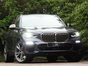 2019 BMW X5 3.0 M50D 5d AUTO 395 BHP £69950.00