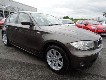 2005 BMW 1 SERIES 2.0 118I SE 5d 128 BHP £2795.00