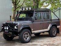 USED 2001 Y LAND ROVER DEFENDER TOMB RAIDER EDITION 1 OF 250 GENUINE TOMB RAIDER EDITON!!!