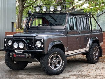 2001 LAND ROVER DEFENDER