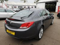 USED 2010 10 VAUXHALL INSIGNIA 1.8 i VVT 16v Exclusiv Nav 5dr 1 FORMER KEEPER+LOW MILES