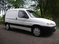 1999 CITROEN BERLINGO