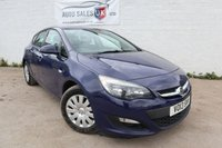 USED 2019 13 VAUXHALL ASTRA 2.0 CDTI ECOFLEX 16V TECH LINE {S/S) 1{OWNER}