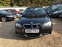 USED 2007 07 BMW 3 SERIES 2.0 318I M SPORT 4d 128 BHP