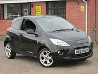 2013 FORD KA 1.2 TITANIUM (LOW MILEAGE) 3dr £4490.00
