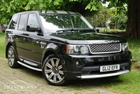 USED 2012 12 LAND ROVER RANGE ROVER SPORT 3.0 SDV6 AUTOBIOGRAPHY [255 BHP]