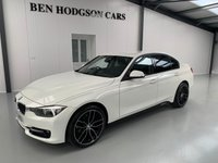 USED 2014 63 BMW 3 SERIES 2.0 318D SPORT 4d AUTO 141 BHP 1 Previous Owner! Only 27k Miles!