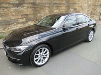 2013 BMW 3 SERIES 2.0 320I XDRIVE LUXURY 4d 181 BHP £11800.00
