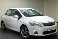 "USED 2012 61 TOYOTA AURIS 1.8 T SPIRIT 5d AUTO 99 BHP 17""ALLOYS+PARKING SENS+B/TOOTH+CRUISE CONTROL+CLIMATE CONTROL"