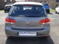 USED 2011 11 VOLKSWAGEN GOLF 1.4 MATCH TSI 5d 121 BHP ONE OWNER WITH SERVICE HISTORY