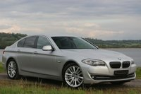 2011 BMW 5 SERIES 3.0 523I SE 4d 202 BHP £10850.00