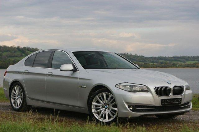 2011 11 BMW 5 SERIES 3.0 523I SE 4d 202 BHP