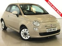 USED 2014 64 FIAT 500 1.2 COLOUR THERAPY 3d 69 BHP IDEAL FIRST CAR | AIR CON |