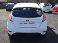 USED 2014 64 FORD FIESTA 1.2 ZETEC 5d 81 BHP ROAD TAX ONLY £30 A YEAR