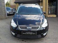 USED 2014 14 FORD GALAXY 2.0 ZETEC TDCI 5d AUTO 138 BHP