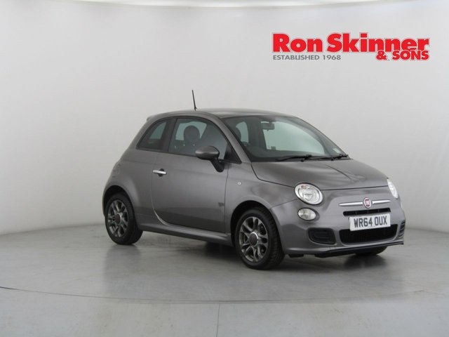 View our 2014 64 FIAT 500 1.2 S 3d 69 BHP