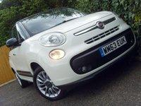 2013 FIAT 500L 1.2 MULTIJET LOUNGE 5d 85 BHP £5699.00