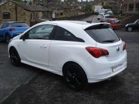 USED 2015 65 VAUXHALL CORSA 1.2 LIMITED EDITION 3d 69 BHP LOW MILES WITH HISTORY