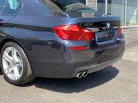 USED 2016 66 BMW 5 SERIES 2.0 520D M SPORT 4d AUTO 188 BHP Navigation.