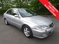 USED 2001 HONDA ACCORD 2.0 I-VTEC SE EXECUTIVE 5d AUTO 145 BHP