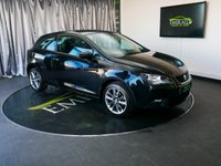 USED 2015 64 SEAT IBIZA 1.2 TSI I-TECH 3d 104 BHP £0 DEPOSIT FINANCE AVAILABLE, AIR CONDITIONING, AUX/CD/RADIO, BLUETOOTH CONNECTIVITY, CLIMATE CONTROL, HEATED DOOR MIRRORS, SEATR PORTABLE NAVIGATION SYSTEM, STEERING WHEEL CONTROLS, TRIP COMPTUER