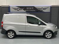 USED 2014 FORD TRANSIT COURIER 1.6 TREND TDCI 1d 94 BHP