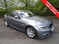 USED 2010 10 BMW 3 SERIES 2.0 318D M SPORT 4d AUTO 141 BHP