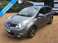 USED 2011 11 NISSAN NOTE 1.5 N-TEC DCI 5d 89 BHP FULLY AA INSPECTED - FINANCE AVAILABLE