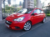 USED 2017 66 VAUXHALL CORSA 1.4 ENERGY AC ECOFLEX 3d 89 BHP ****FINANCE ARRANGED****PART EXCHANGE WELCOME***£30 TAX*CRUISE*HEATED WHEEL & SEATS*BTOOTH*DAB*2KEYS