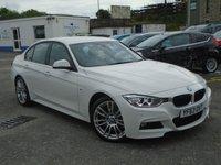 2013 BMW 3 SERIES 2.0 325D M SPORT 4d 215 BHP £14495.00