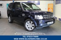 USED 2015 LAND ROVER DISCOVERY 3.0 SDV6 SE TECH 5d AUTO 255 BHP +++Low Deposit Finance Available ++
