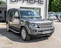 USED 2015 65 LAND ROVER DISCOVERY 3.0 SDV6 COMMERCIAL SE 5d AUTO 255 BHP