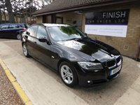 USED 2011 11 BMW 3 SERIES 2.0 320D ES 4d 181 BHP * 1 PRIVATE KEEPER FROM NEW * FULL SERVICE HISTORY WITH 6 STAMPS * 2 KEYS *