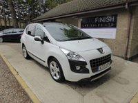 USED 2013 13 PEUGEOT 3008 1.6 ALLURE HDI FAP 5d 115 BHP * FULL SERVICE HISTORY *