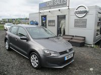 USED 2011 11 VOLKSWAGEN POLO 1.2 SE TDI 5d 74 BHP