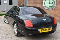 USED 2007 07 BENTLEY CONTINENTAL FLYING SPUR 6.0 FLYING SPUR 5 SEATS 4d AUTO 550 BHP