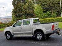 USED 2009 09 TOYOTA HI-LUX 3.0 4X4 D-4D D/C 1d 169 BHP