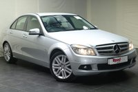 """USED 2010 60 MERCEDES-BENZ C CLASS 2.1 C200 CDI BLUEEFFICIENCY EXECUTIVE SE 4d 136 BHP 16""""ALLOYS+CLIMATE CON+B/TOOTH"""