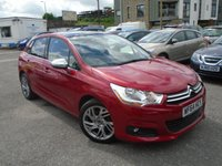 USED 2014 64 CITROEN C4 1.6 E-HDI AIRDREAM SELECTION 5d 115 BHP NEW MOT+NEW SERVICE