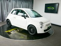 USED 2011 61 FIAT 500 0.9 TWINAIR 3d 85 BHP £0 DEPOSIT FINANCE AVAILABLE, AIR CONDITIONING, BLUE & ME WITH USB, CD/MP3/RADIO, CLIMATE CONTROL, ECO MODE, ELECTRIC WINDOWS