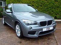 2011 BMW X1 2.0 XDRIVE20D M SPORT 5d 174 BHP £7975.00