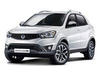 USED 2019 19 SSANGYONG KORANDO 2.2 SE BRAND NEW UNREGISTERED